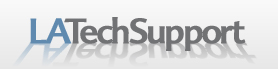 LA Tech Support Logo
